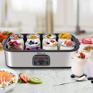 comparatif yaourtière capacité