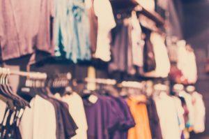 pollution liée aux vêtements seconde main