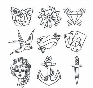tatouage minimaliste définition