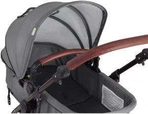 Poussette Kinderkraft Moov accessoires de protection